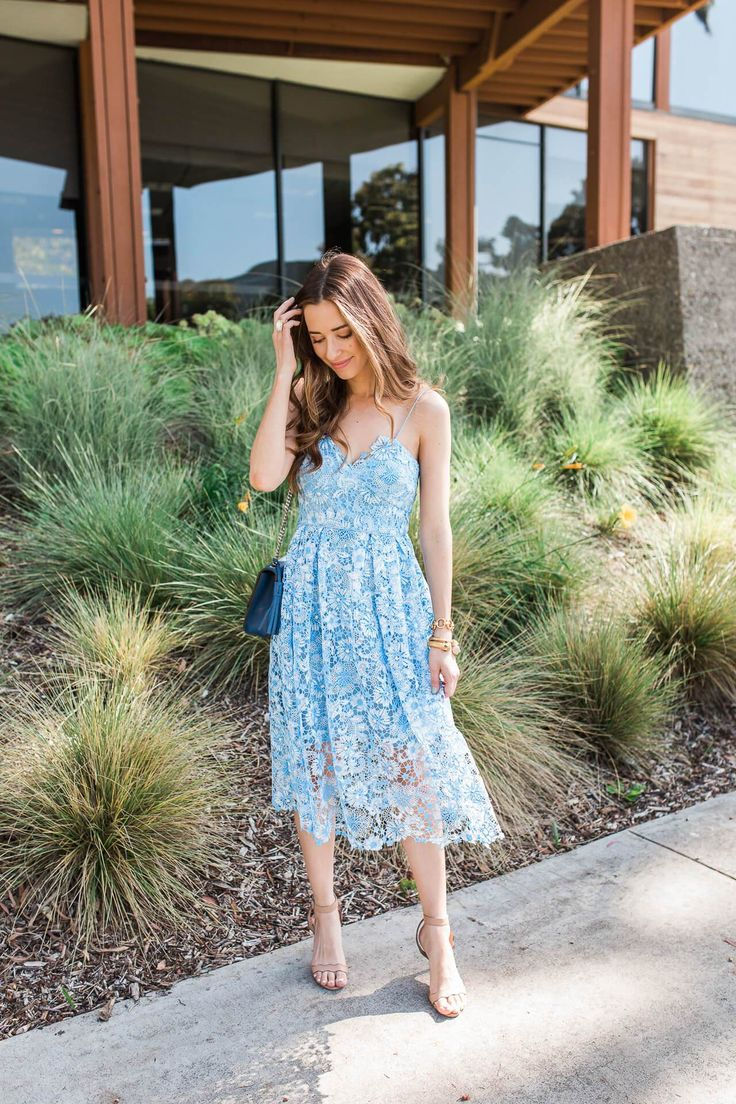 Style Guide: Summer Wedding Guest Dresses