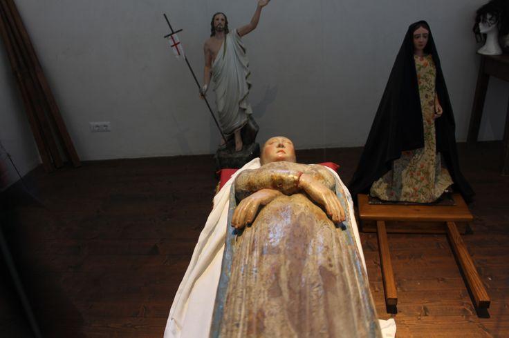 Dormitio Virginis presso la Chiesa di San Giovanni Battista, Martis  Sardegna