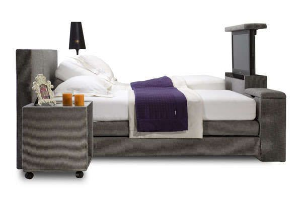 Classy Transformer Furniture : Aero Bed Lounger