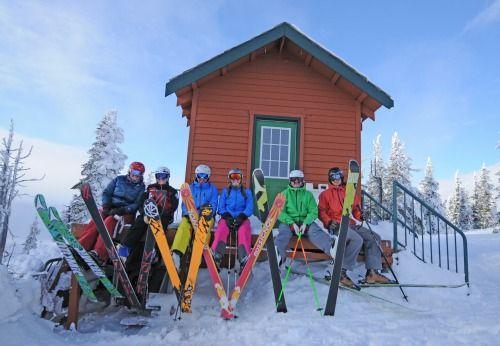 Schweitzer Mountain Resort Work & Play in Sandpoint, Idaho