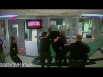 WATCH: Deputies Fighting In Front of Inmates at Kentucky Detention Center [video] #news #alternativenews