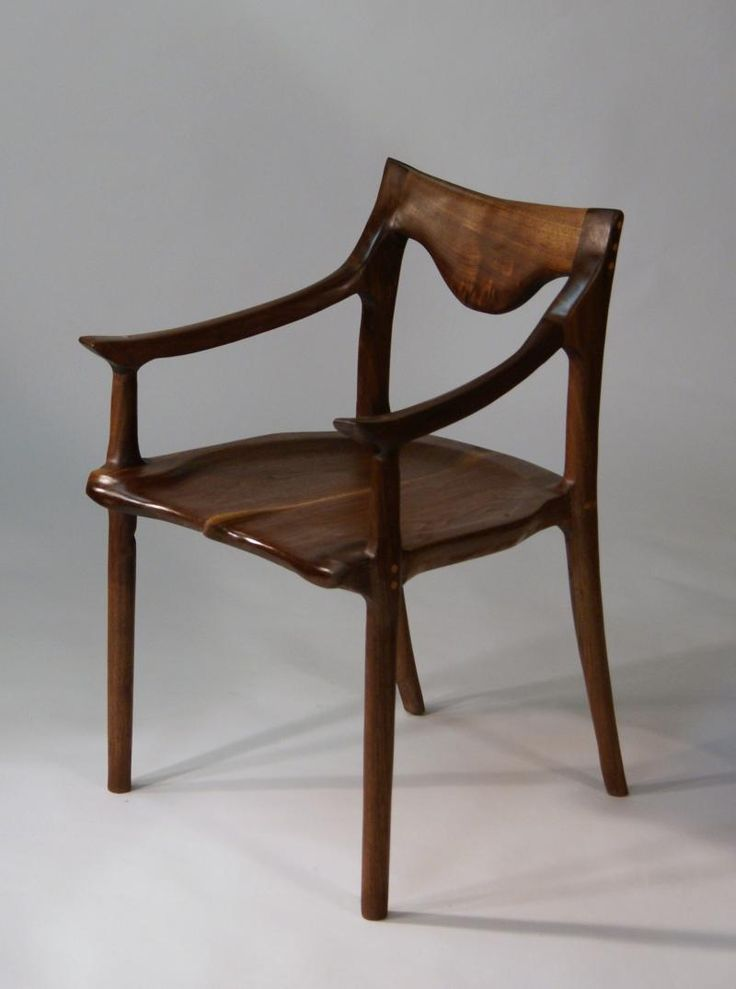 Dining Room Chair Hayes Furniture Design Sculpted Low