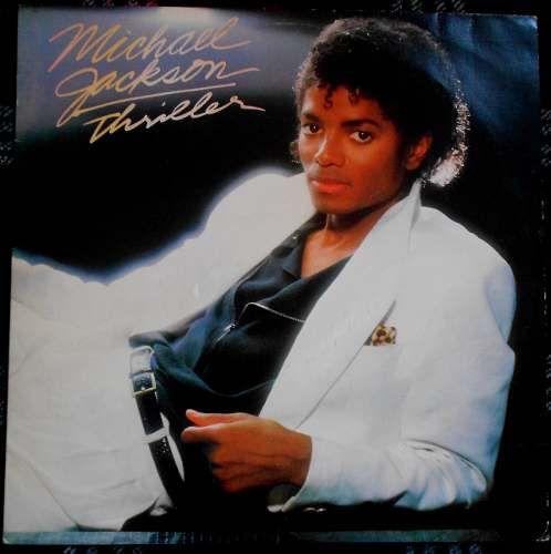 LP do Rei do Pop O disco Trhiller bateu todos os recordes: de exibição em rádio, de venda, de compra e tudo mais. E você  ainda não tem o seu? Agarre essa oportuniade! Lp Thriller  Michael Jackson Ano: 1982 Gravadora CBS Edição brasileira