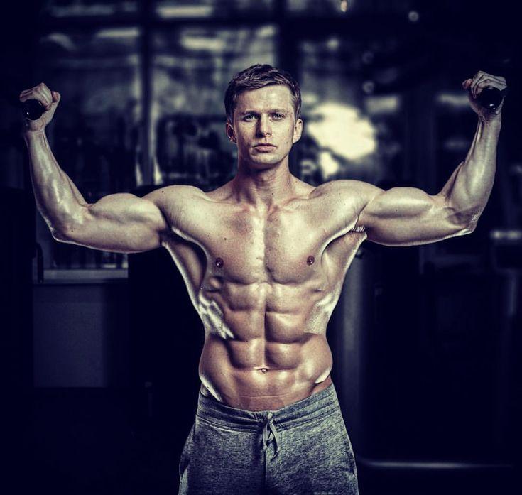 Muscular men, Muscle men, Fine men