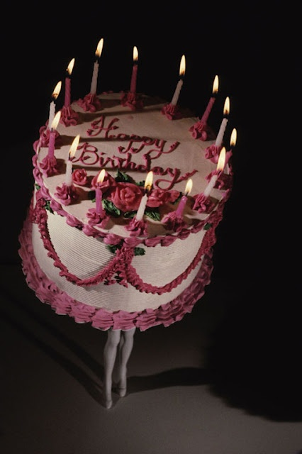 Happy Birthday by Laurie Simmons