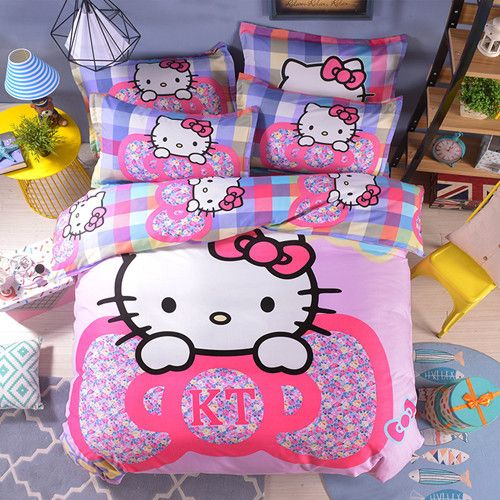 Las 25 mejores ideas sobre dormitorio de hello kitty en for Cuarto para nina hello kitty