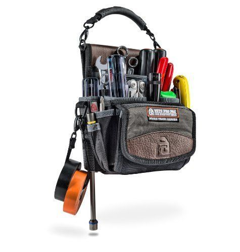 Technician-Tool-Pouch-Electrician-Tools-Bag-20-Pocket-Storage-Belt-Organizer