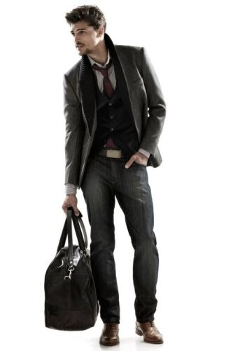 17 Best images about Moda-Oficina Hombre on Pinterest ...