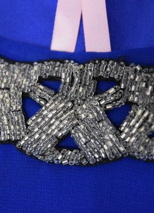 Kaufe meinen Artikel bei #Kleiderkreisel http://www.kleiderkreisel.de/damenmode/kurze-kleider/149172617-wunderschones-blaues-kurzes-kleid-von-lipsy-sexy-elegantes-partykleid