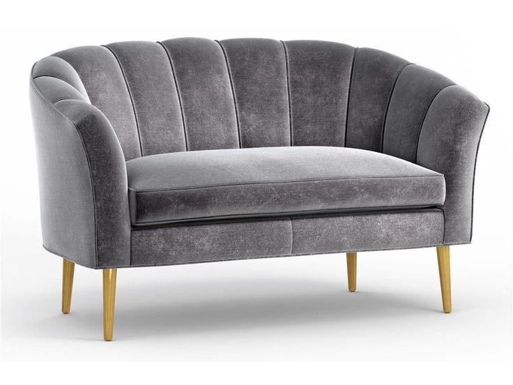 Cynthia Rowley for Hooker Furniture Gigi Settee 6002CR