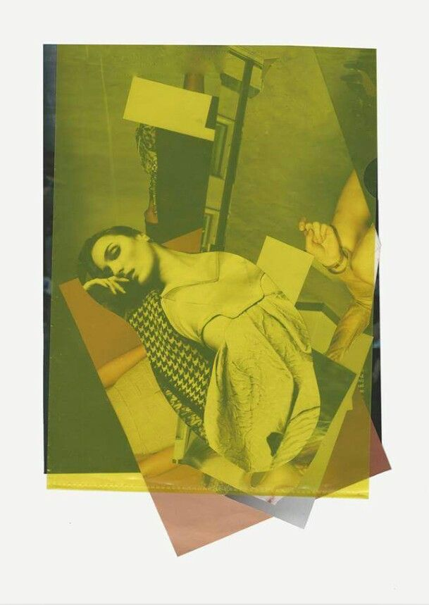 "Robert Kuta ""1s"", collage 2015"
