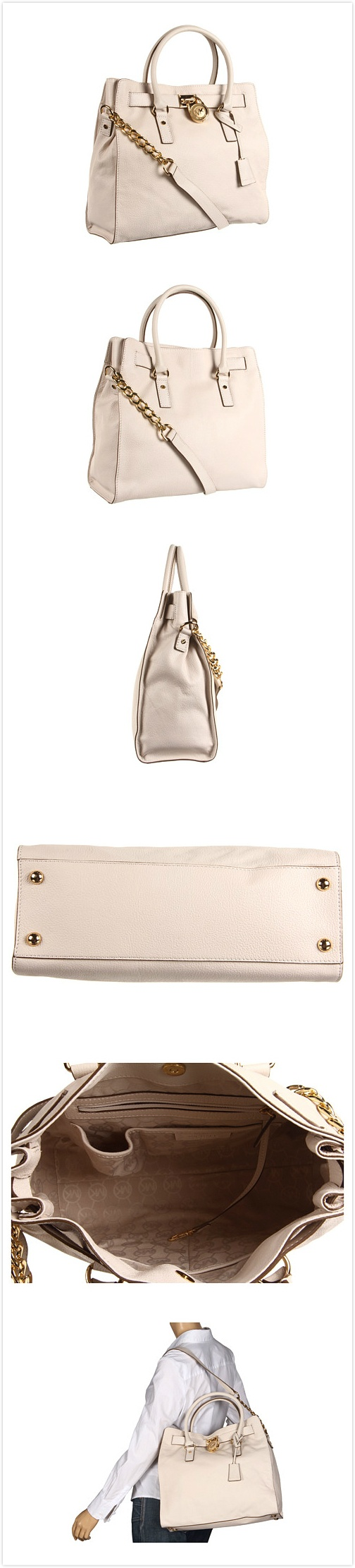 Love this new Michael Kors bag even though I'm pretty sure it's fake.