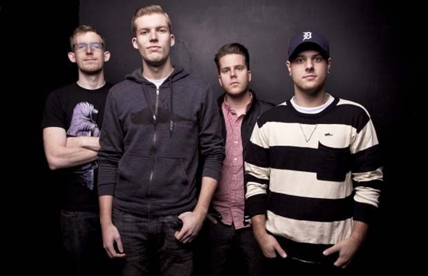 The Swellers are now streaming their new EP Runnign Out Of Places To Go here.