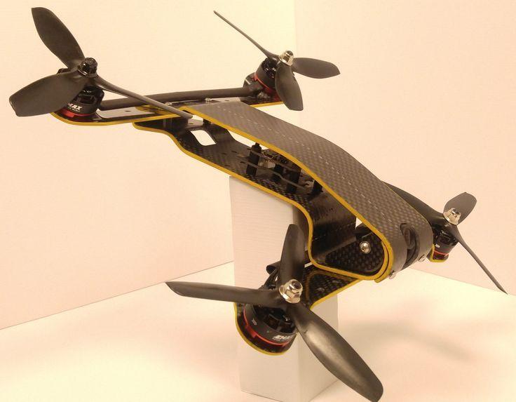 Carbon Hornet 250 High Performance Racing Drone Revolution
