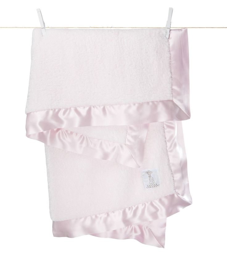 Little Giraffe - Chenille Blanket - Pink CANADA Free Shipping at RockprettyBaby.ca