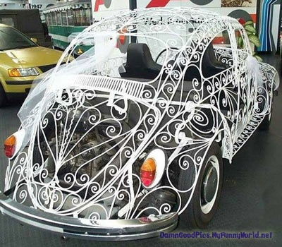 The weirdest cars and motorcycles