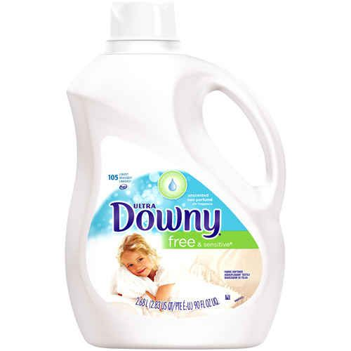Ultra Downy Free Amp Sensitive Liquid Fabric Softener