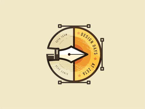Creative Badge & Emblem Logo Designs for Inspiration #badges #logodesign #emblem #insignia #branding