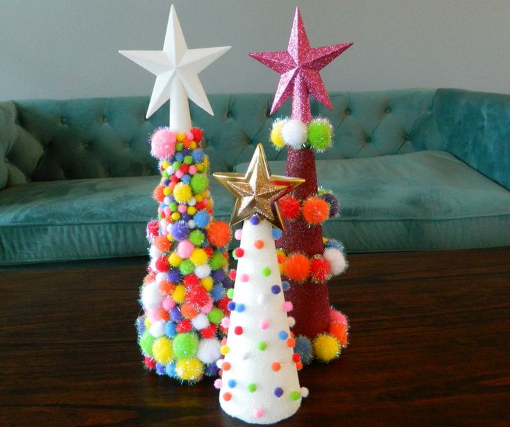 Pom Pom Christmas Tree739 best DIY images on Pinterest   New babies  Avocado recipes and  . Fun Crafts For Your Home. Home Design Ideas