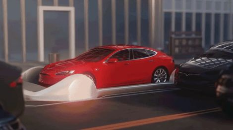 Elon Musk and his Boring Company have been very busy digging a deep, long hole under Los Angeles, and Musk wants to show it off.