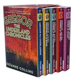 Gregor: Boxed Set 1-5 (Underland Chronicles Series)