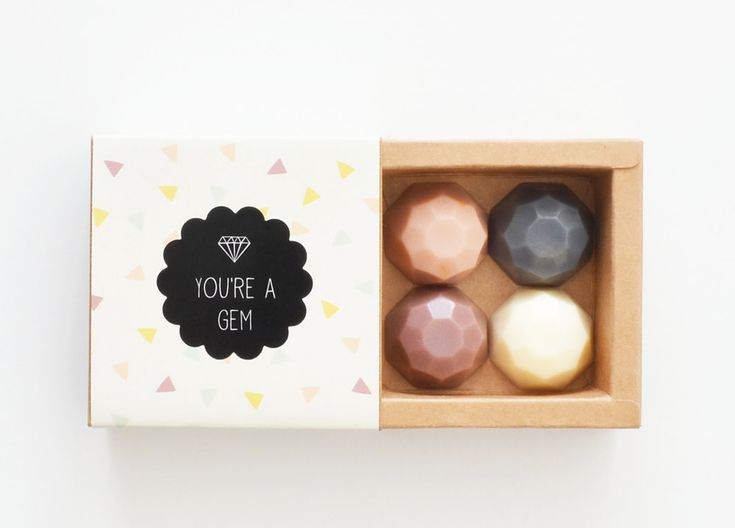 You're a Gem soap gift - great bridesmaid gift idea!  ~  we ❤ this! moncheribridals.com