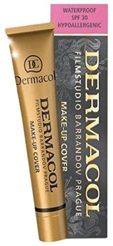Dermacol Make-up Cover - Water-Proof Hypoallergenic for all Skin Types nr 208