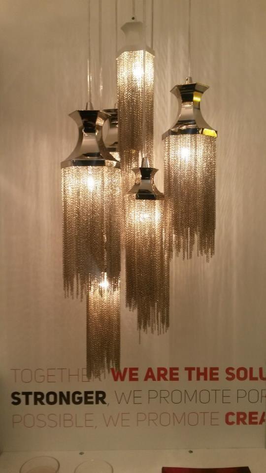 Ondalight ceiling lamp