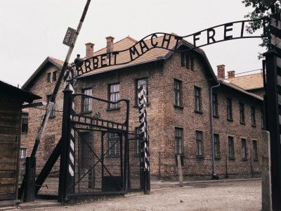 Visit a concentration camp....and never forget