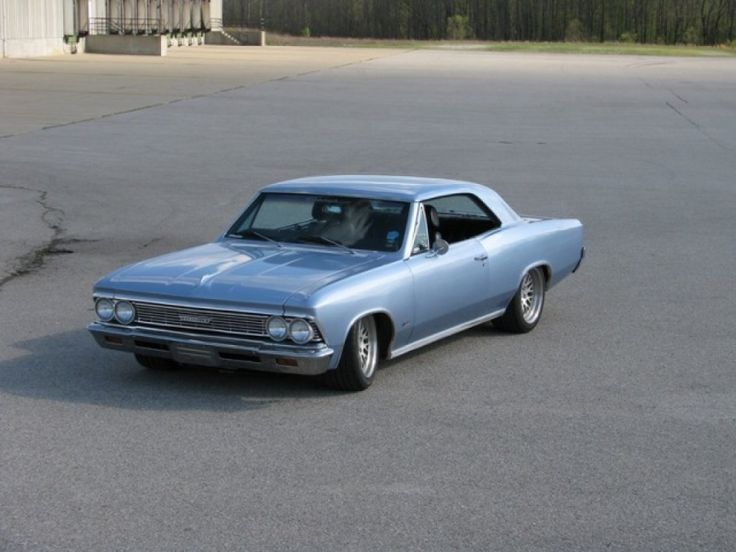 chevelle  1966 | 1966 Chevelle « Ridetech Garage  My first car , bought one in 1975  for $200,00  this same color.