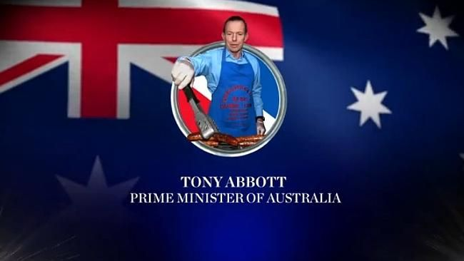 So, just how stupid is Australia's hard-line right-wing PM, Tony Abbott? So stupid that even the Yanks are laughing at him! I mean, come on, the Yanks, for f*ck's sake! Watch the video that is included with the article - it's utterly cringe-inducing!