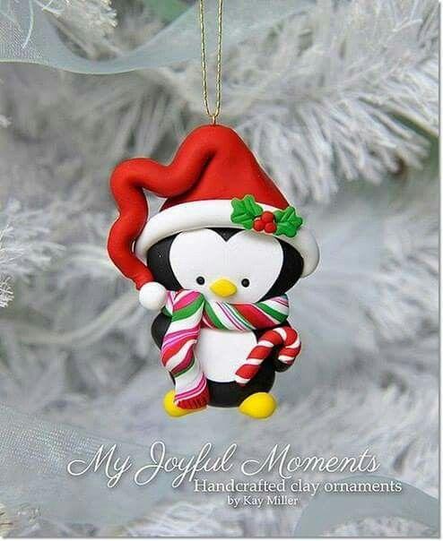 Suspension pinguin