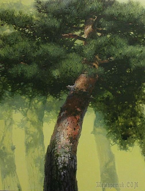 Корейская живопись. Рю Мён Рёль - Ryu Myeong Ryeol (류명렬). Республика Корея
