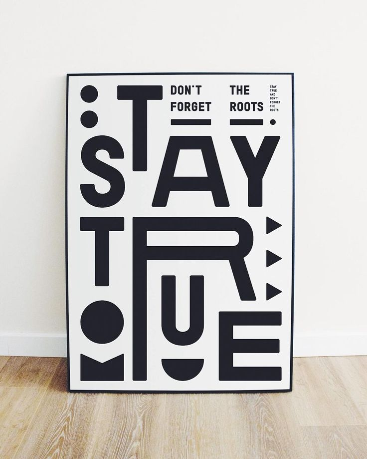 Good Typography is place to find inspiration
