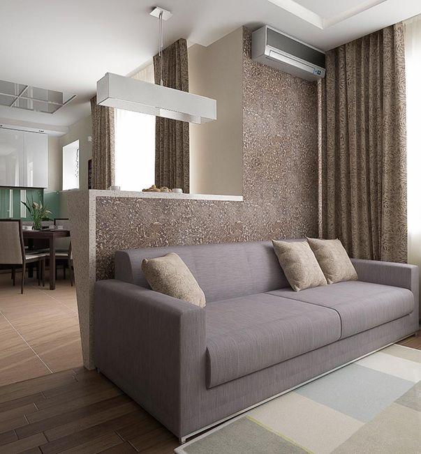 Ремонт 2 х комнатной квартиры в стиле минимализма