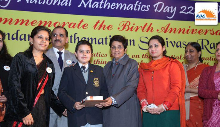 National Champion of Bal Bharti Public School