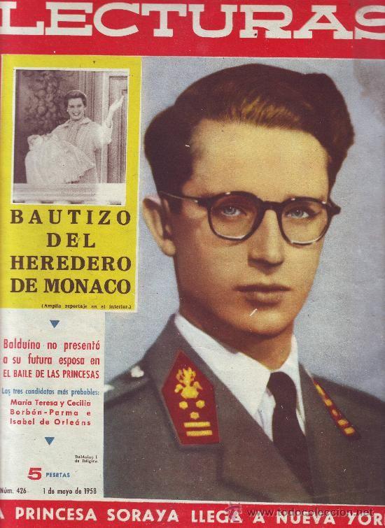 LECTURAS Nº 426, MAYO 1958: CHERYL CRANE. JUDY GARLAND. MAKEDA. DIARIO DE ROMY SCHNEIDER