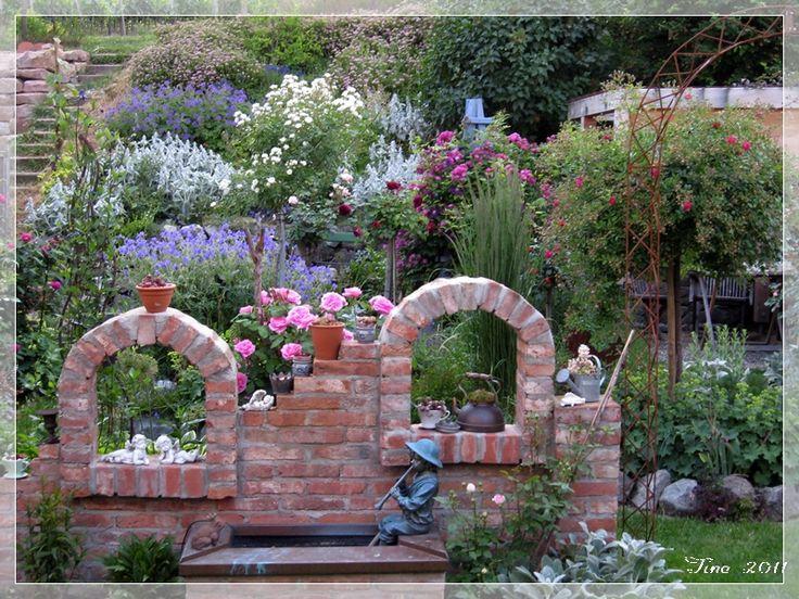 Die 25+ besten Ideen zu Steinmauer Garten auf Pinterest ...