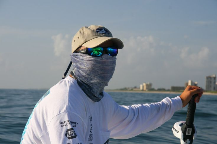 fishing sun protection face mask sun protection face