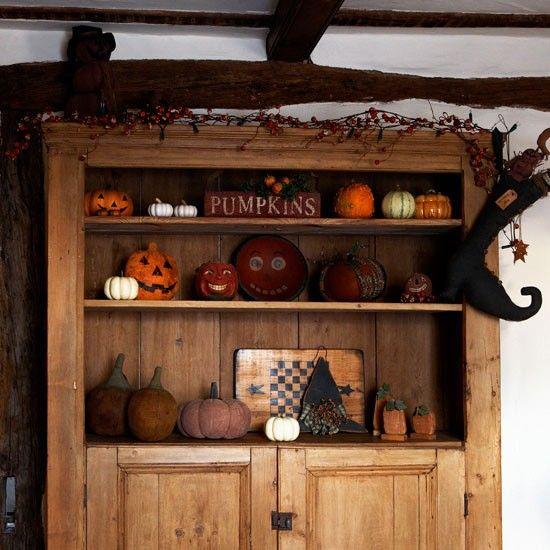 country style decorating country halloween cottages and