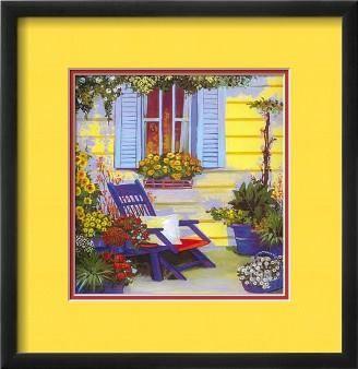 Sunroom, Patio Decor, Gift Ideas, Gifts, Art - Bella Atto