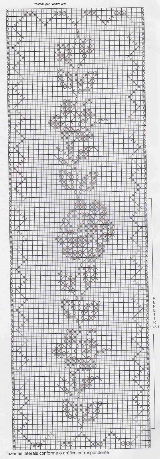 3444 best Embroidery Patterns, Example of Colours images
