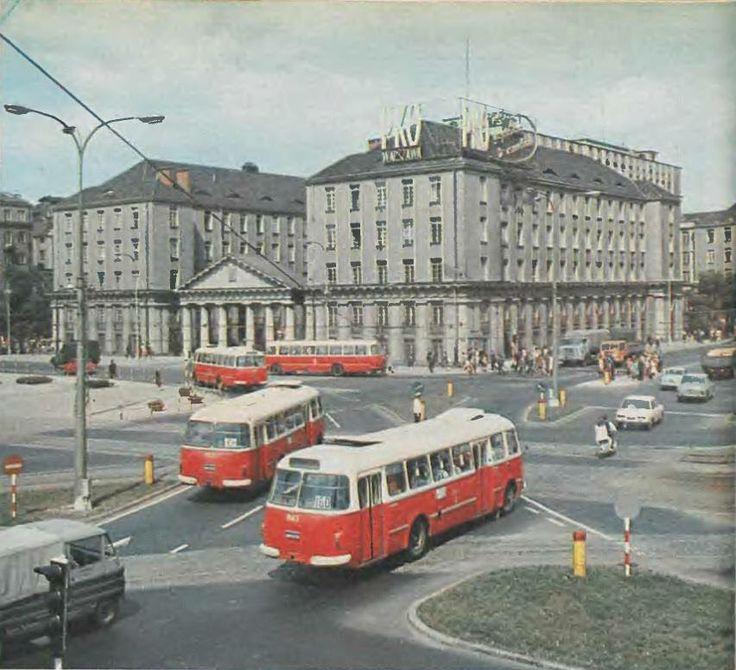 Warsaw Prague, Poland ~ 1967