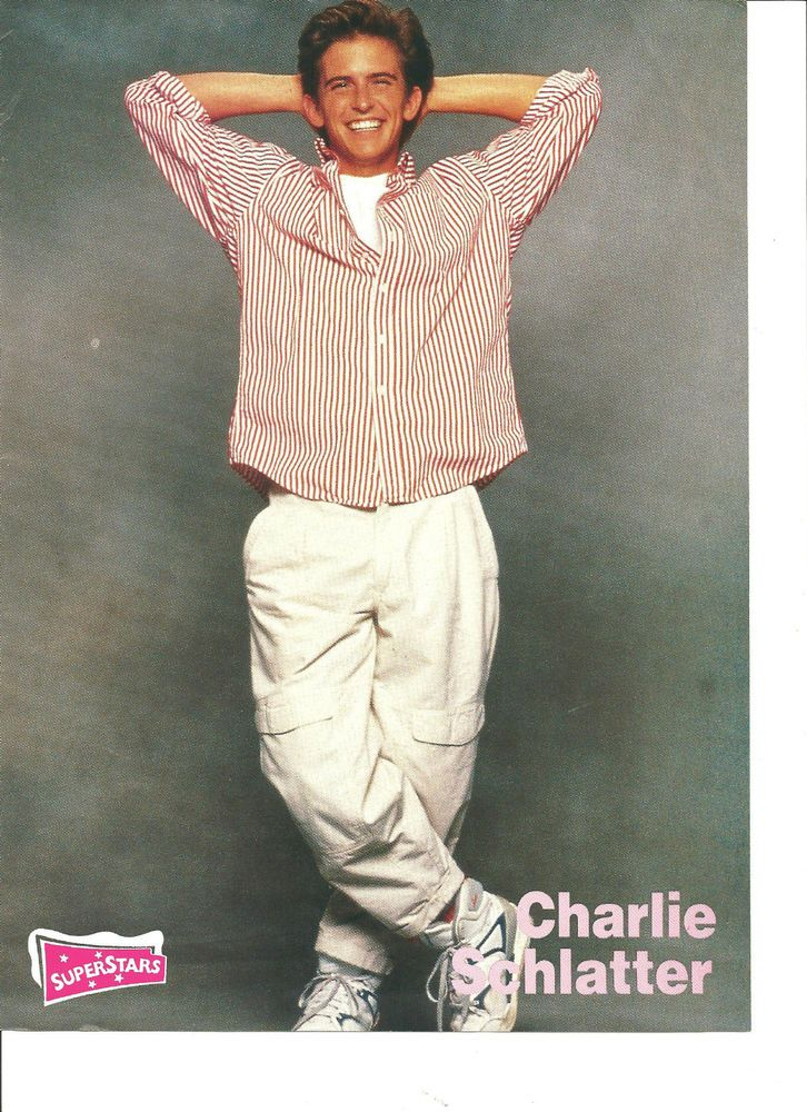 charlie schlatter ncis