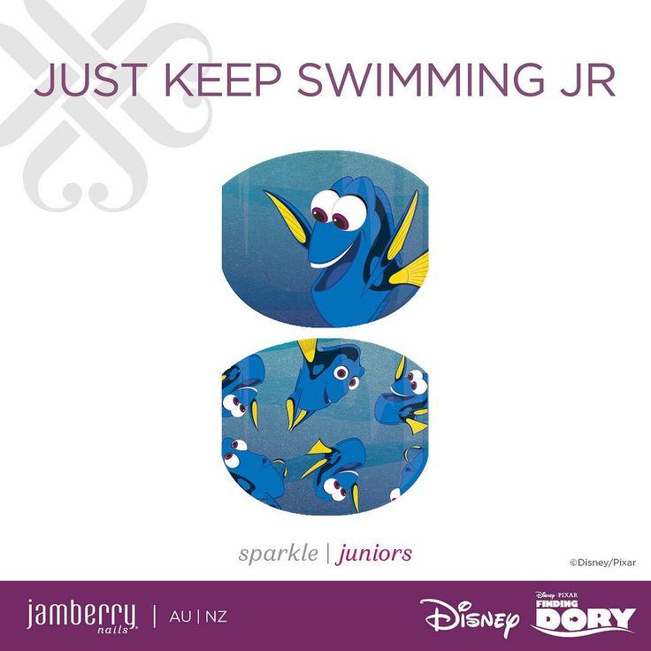 Just Keep Swimming Junior