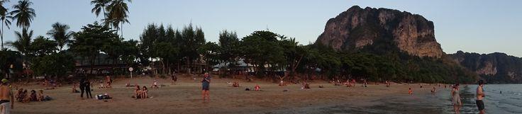 krabi, ao nang beach