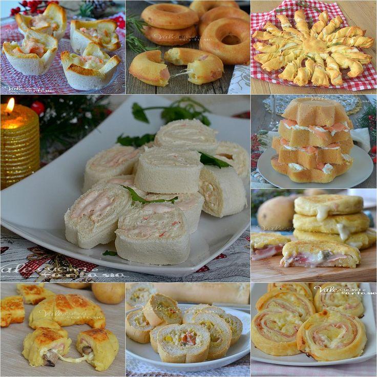 aperitivos fáceis e rápidas para o dia de Natal