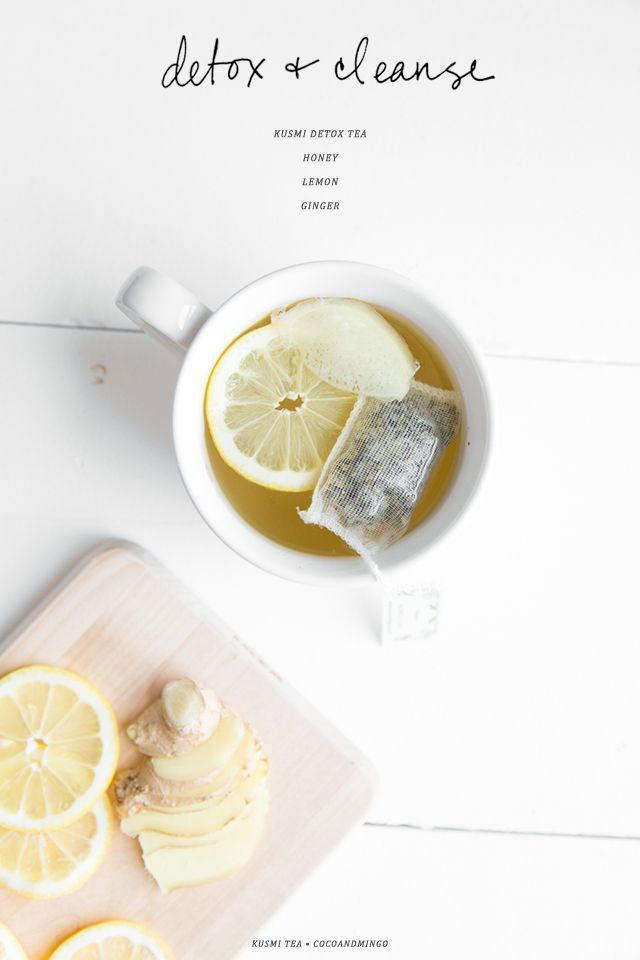 detox tea.