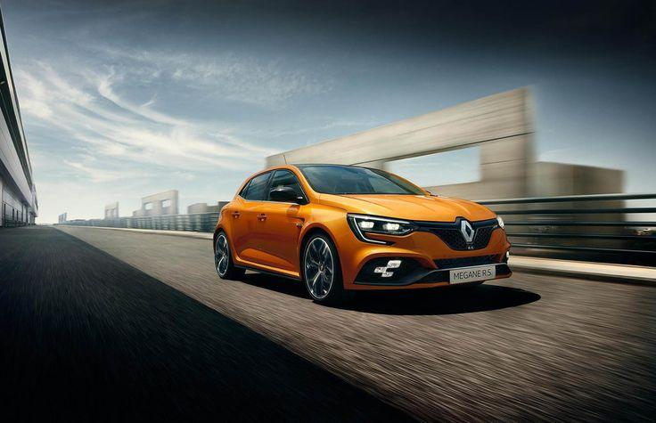 Guerra de compactos! Así se enfrenta el nuevo Renault Mégane R.S. a sus rivales