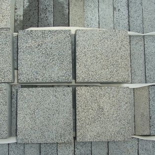 Hammered Bluestone Cobbles